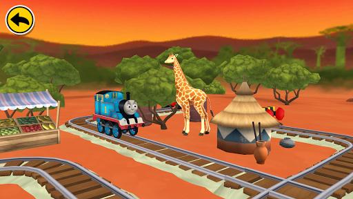 بازی اندروید ماجراهای توماس و دوستان - Thomas & Friends: Adventures!