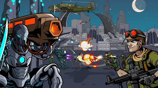 بازی اندروید دوران جنگ 2 - Age of War 2