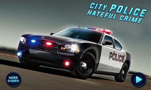 بازی اندروید پلیس شهر بیزار از جنایتکار - City Police Hateful Crime