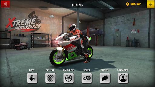 بازی اندروید موتورهای ایکس ترم  - Xtreme Motorbikes