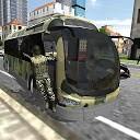 راننده اتوبوس جنگی