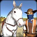 بازی کابوی اسب سوار