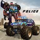 سوپر قهرمان ربات پلیس