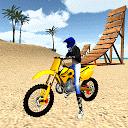 بازی پرش با موتور ساحلی