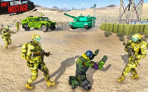 بازی اندروید ماموریت مامور مخفی ارتش ایالات متحده - Secret Agent US Army Mission