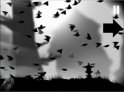 بازی اندروید سایه مرگبار نینجای مرده - Dead Ninja Mortal Shadow