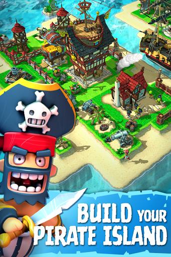 بازی اندروید غارت دزدان دریایی  - Plunder Pirates