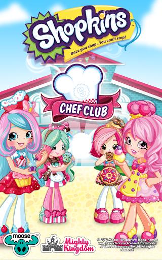 بازی اندروید شاپکینز - انجمن آشپزی - Shopkins: Chef Club
