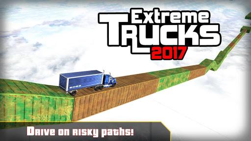 بازی اندروید نهایت کامیون سواری - Extreme Trucks Simulator 2017
