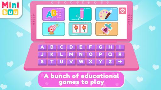بازی اندروید کامپیوتر پرنسس - Princess Computer