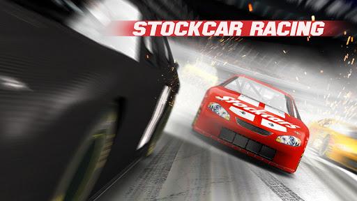 بازی اندروید اتومبیل مسابقه - Stock Car Racing