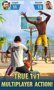 بازی اندروید ستارگان بسکتبال - Basketball Stars