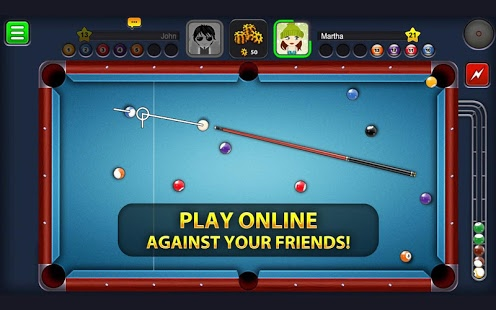 بازی اندروید 8 توپ - 8 Ball Pool