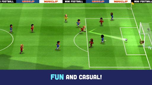 بازی اندروید فوتبال کوتاه - فوتبال همراه - Mini Football - Mobile Soccer