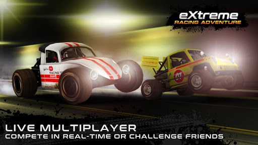 بازی اندروید ماجراجویی حداکثر مسابقه - Extreme Racing Adventure