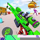 بازی بازی تیراندازی با روبات Fps - بازی ضد تروریستی