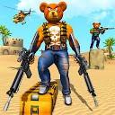 ضربه تفنگ خرس - شلیک کانتر