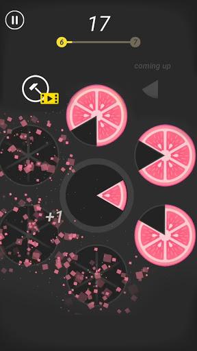 بازی اندروید برش - Slices