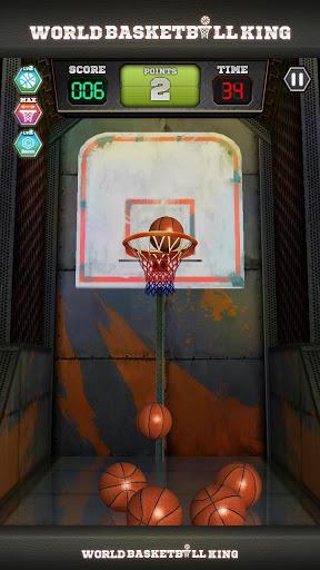 بازی اندروید پادشاه بسکتبال جهان - World Basketball King