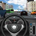 بازی شبیه ساز رانندگی ترافیک