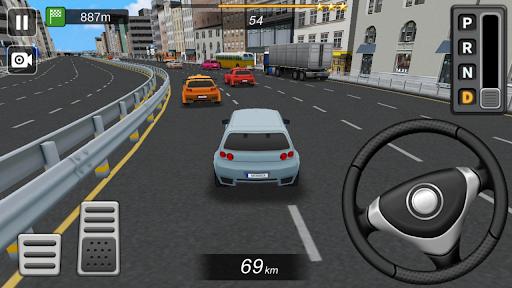بازی اندروید شبیه ساز رانندگی ترافیک - Traffic and Driving Simulator