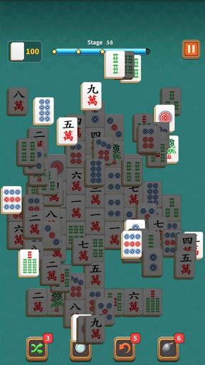 بازی اندروید مسابقه ماهجونگ - Mahjong Match Puzzle