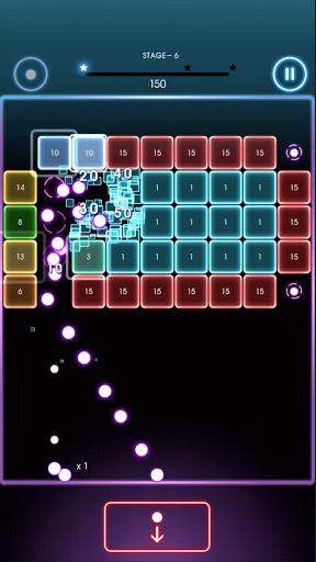 بازی اندروید ماموریت آجر شکن - Bricks Breaker Quest