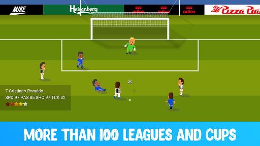 بازی اندروید مسابقات قهرمانی جهان فوتبال - World Soccer Champs