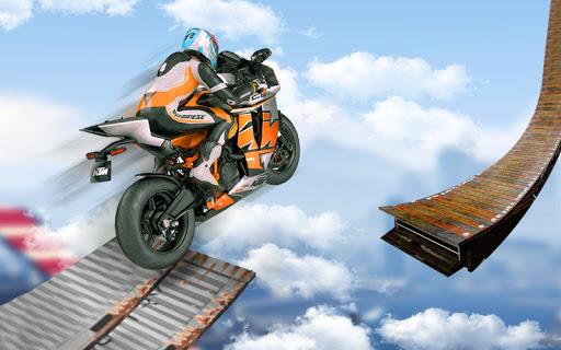 بازی اندروید جاده غیر ممکن مسابقه با موتور - مانع موتور سیکلت سه بعدی - Bike Impossible Tracks Race: 3D Motorcycle Stunts