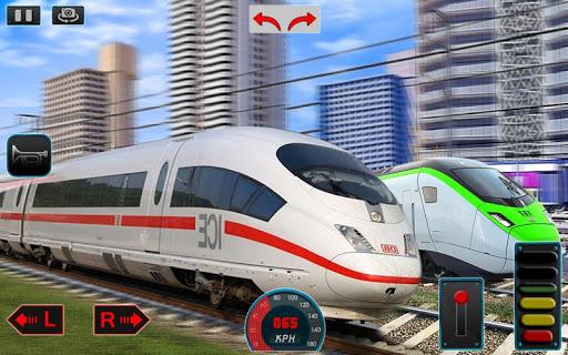 بازی اندروید شبیه ساز قطار شهر 2020 - بازی رایگان قطار - City Train Simulator 2020: Free Train Games 3D