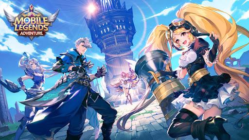 بازی اندروید افسانه های موبایل - ماجراجویی - Mobile Legends: Adventure