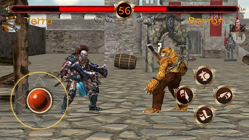 بازی اندروید آخرین مبارزه جنگجو - Terra Fighter 2 - Fighting Game