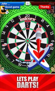 بازی اندروید مسابقه دارت 2 - Darts Match 2