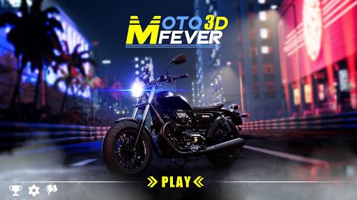 بازی اندروید هیجان موتور - Moto Fever HD