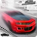 رانندگی شدید ماشین عضلانی