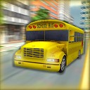 شبیه ساز پارک اتوبوس مدرسه 2