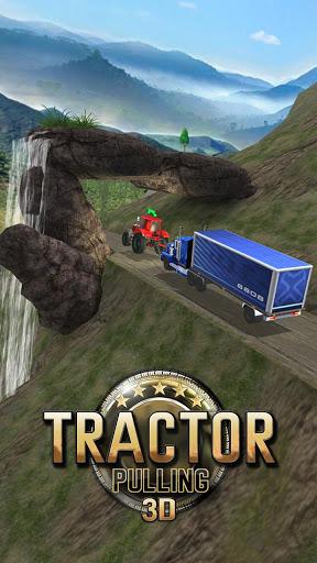 بازی اندروید بکسل کردن تراکتور آمریکا - Tractor Pulling USA 3D