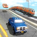 قطار در مقابل اتومبیل 2