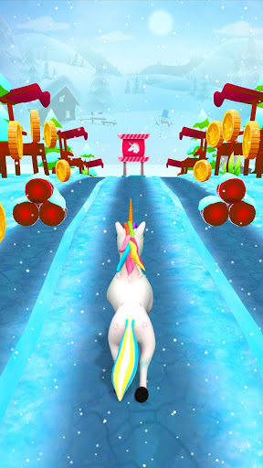 بازی اندروید تک شاخ دونده - Unicorn Runner 2019 - Running Game