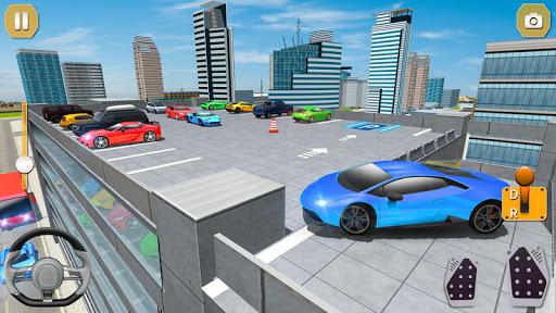 بازی اندروید شبیه ساز جدید پارکینگ اتومبیل - Car Parking Simulator New Games 2020: Car Games