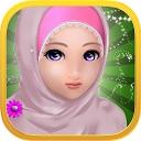 مدل با حجاب