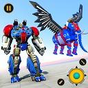 تبدیل پرواز ربات - پرواز جنگ ربات