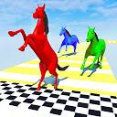 بازی بازی های جالب مسابقه اسب