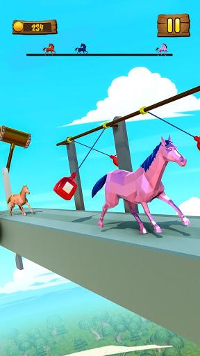 بازی اندروید بازی های جالب مسابقه اسب - Horse Run Fun Race 3D Games