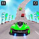 بازی شاهکار مسابقه ماشین مگا رمپ در جاده های غیر ممکن