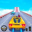 شیرین کاری تاکسی - بازی ماشین مسابقه