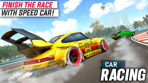 بازی اندروید مسابقه بزرگ ماشین - بازی های اتومبیل - Grand Car Racing - Car Games