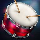 مجموعه موسیقی واقعی طبل برای پخش یادگیری