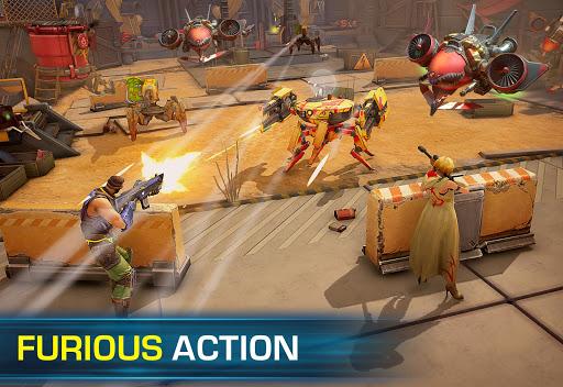 بازی اندروید نبرد برای تکامل 2 - Evolution 2: Battle for Utopia