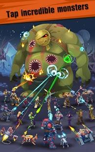 بازی اندروید تکامل - قهرمانان یوتپیا - Evolution: Heroes of Utopia